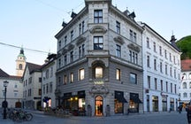 VIGÒ ice cream, Ljubljana