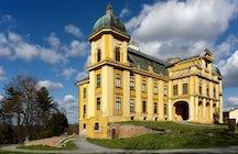 Castle Pejačević in Našice