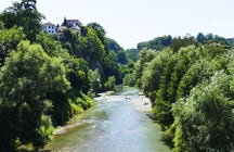 The Sarine River