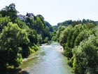 The Sarine River