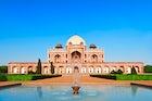 Humanyun's Tomb, New Delhi