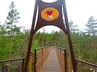 Lapinsalmi Bridge, Repovesi