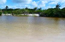 Rio Alegre Beach, Santo Amaro do Maranhão