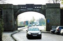 Lille gate Ypres, Belgium