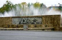 Miorița Fountain