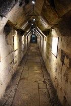 "Thracian tomb ""Mezek"""