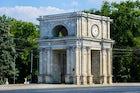 Triumphal Arch, Chişinău