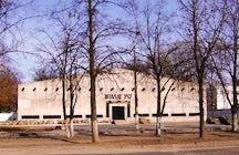 Shtalag 342 Concentration Camp Memorial, Molodechno