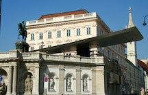 Albertina Palais museum Vienna