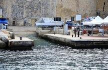 Sliema Ferry, Valletta