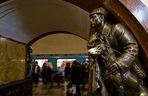 Ploshchad Revolyutsii station (Moscow metro)