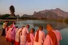 Kyaut Kalat pagoda, Hpa-An