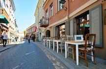 Savičius Street, Vilnius