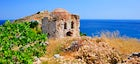 The Medieval castle of Skiathos