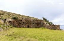 Iñaq Uyu - House of the Virgins of the Sun