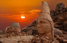 Mount Nemrut , Turkey