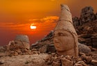 Mount Nemrut , Turkey
