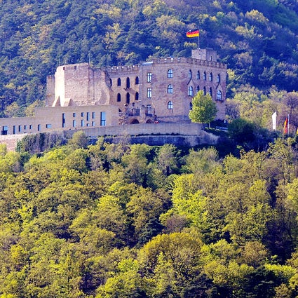 The Hambach Castle