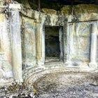 The monumental graves of Selca e Poshtme