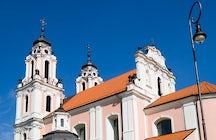 Church of St Catherine, Vilnius
