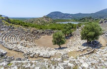 Ancient City of Kaunos