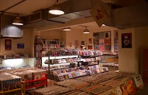 The Basement record store