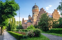 Chernivtsi National University, Ukraine