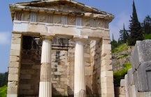 Delphi Archaeological Site