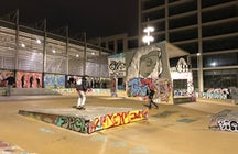 Paral-lel skatepark Barcelona