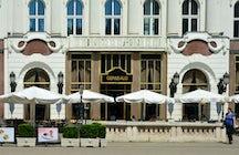 Gerbeaud Café, Budapest