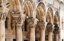 The Rector's Palace in Dubrovnik