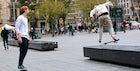 Universitat plaza Barcelona