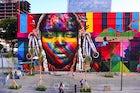 Mural das Etnias, Rio de Janeiro