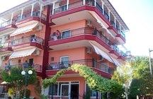 Villa Nikos-Rooms to rent.
