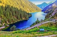 Kolsay Lakes National Park