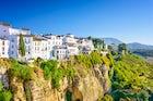 Go to mountaintop Ronda