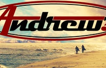 Andrew's surfboards