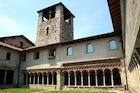 Chiostro della Chiesa di S. Michele a Voltorre