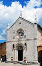 The Basilica of St. Benedict