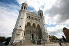 Basilique de Fourvière in Lyon