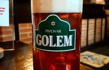 Golem, Košice