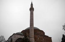 Isa Bay Mosque Skopje