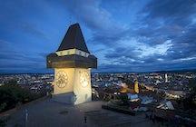 Clock Tower Graz - Grazer Uhrturm