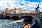 Anichkov Bridge, Saint Petersburg