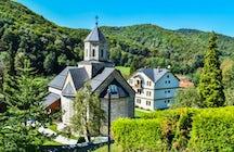 Moštanica Monastery, Kozarska Dubica