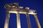 The Apollo Temple of Side