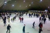 """Ice Bravo"" Skating rink, Chisinau"