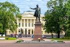 Arts Square, Saint Petersburg