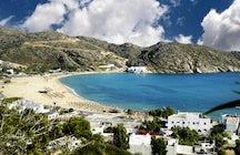 Mylopotas beach, Ios