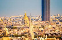 The Tour Montparnasse, Paris